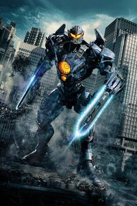 2160x3840 Pacific Rim Uprising 2018 Movie 4k Poster