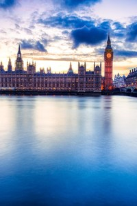 240x400 Palace of Westminster