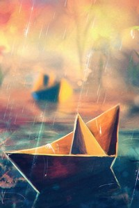 320x568 Paperboats Artwork