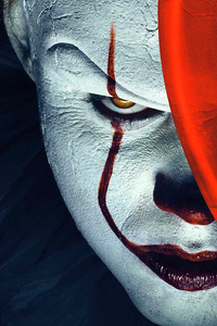Pennywise The Clown It 2017 Movie 4k