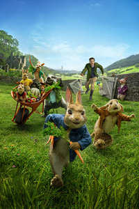 640x1136 Peter Rabbit