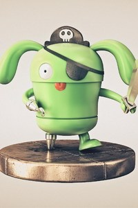800x1280 Pirate Android