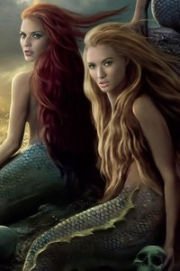 Pirates Of Caribbean Mermaids