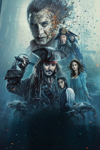 Pirates of the caribbean dead men tell no tales 2017 Movie