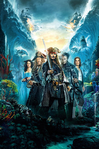 Pirates of the caribbean dead men tell no tales Movie