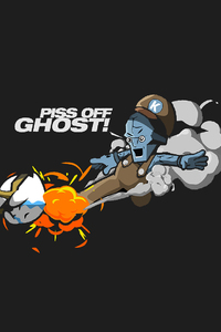 Piss Off Ghost