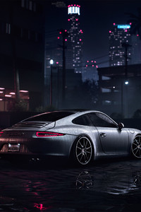Porsche 911 Carrera S Need For Speed