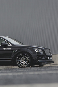 Prior Design Bentley Bentayga Side View