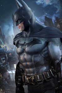 240x400 Ps4 Batman Arkham Knight 4k 2018