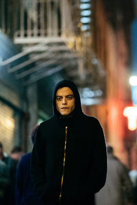 Rami Malek As Elliot Alderson Mr Robot Season 3