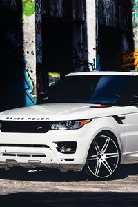 Range Rover Tuned Modified