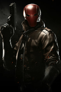 1080x1920 Red Hood In Injustice 2