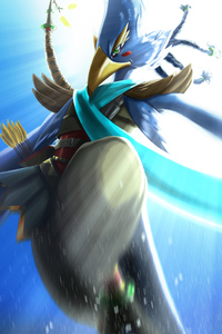 Revali The Legend Of Zelda Breath Of The Wild