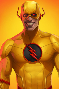 540x960 Reverse Flash Art
