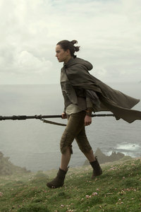 Rey Star Wars The Last Jedi 2017