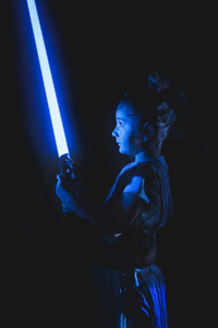 Rey Star Wars The Last Jedi Cosplay