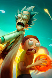 Rick And Morty Fan Art