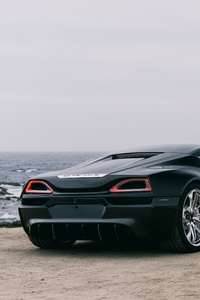 750x1334 Rimac Concept One Rear