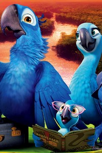 1080x2280 Rio 2 Movie