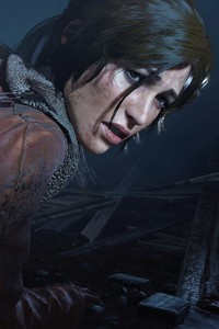Rise Of The Tomb Raider 8k