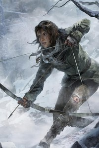 Rise Of The Tomb Raider Game 2016