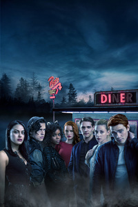 Riverdale Season 2 Cast 4k
