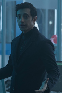 Riz Ahmed As Carlton Drake In Venom Movie