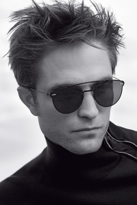640x1136 Robert Pattison Dior