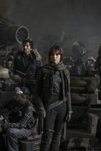 Rogue One Star Wars Story Cast