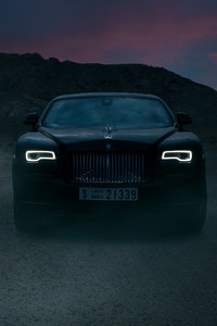 Rolls Royce Wraith Black Badge  C B X Rolls Royce Wraith Black Badge