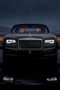 640x960 Rolls Royce Wraith Luminary Collection 2018