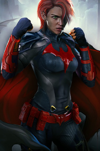 320x568 Ruby Rose As Batwoman Art