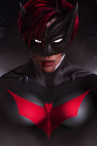 750x1334 Ruby Rose As Batwoman