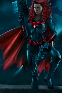 750x1334 Ruby Rose Batwoman