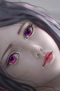 480x854 Sad Anime Girl Original