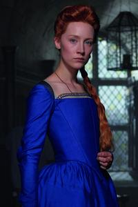 240x400 Saoirse Ronan As Mary In Mary Queen Of Scots Movie 5k 2018