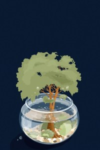 Save Trees Artwork