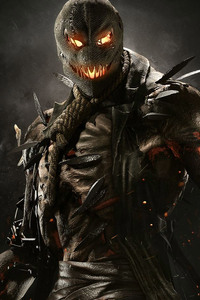 Scarecrow Batman Injustice 2