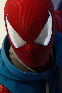 Scarlet Spiderman