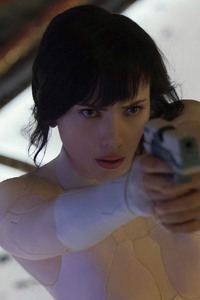 Scarlett Johansson Ghost In The Shell HD