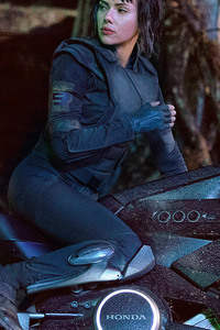 750x1334 Scarlett Johansson In Ghost In The Shell 5k