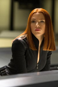 640x1136 Scarlett Johansson In Romanoff Movie