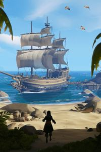 Sea Of Thieves 2016