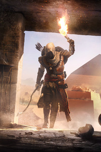 Secrets Of The First Pyramids Assassins Creed Origins