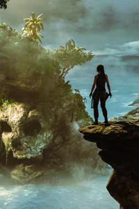 800x1280 Shadow Of The Tomb Raider 2018 5k