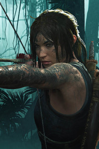 800x1280 Shadow Of The Tomb Raider HD 2018
