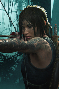 800x1280 Shadow Of The Tomb Raider Hd