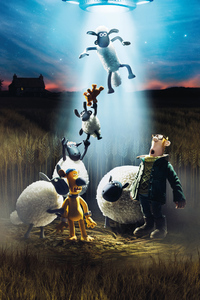 320x480 Shaun The Sheep 2 2019 5k