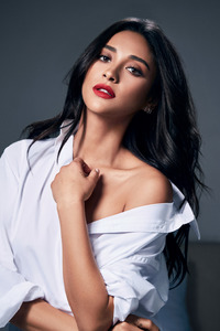 Shay Mitchell Buxom Campaign 4k