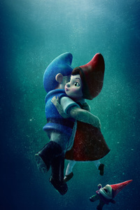 640x1136 Sherlock Gnomes 2018 Animated Movie